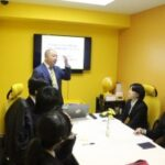 新卒会社説明会を開催致しました。